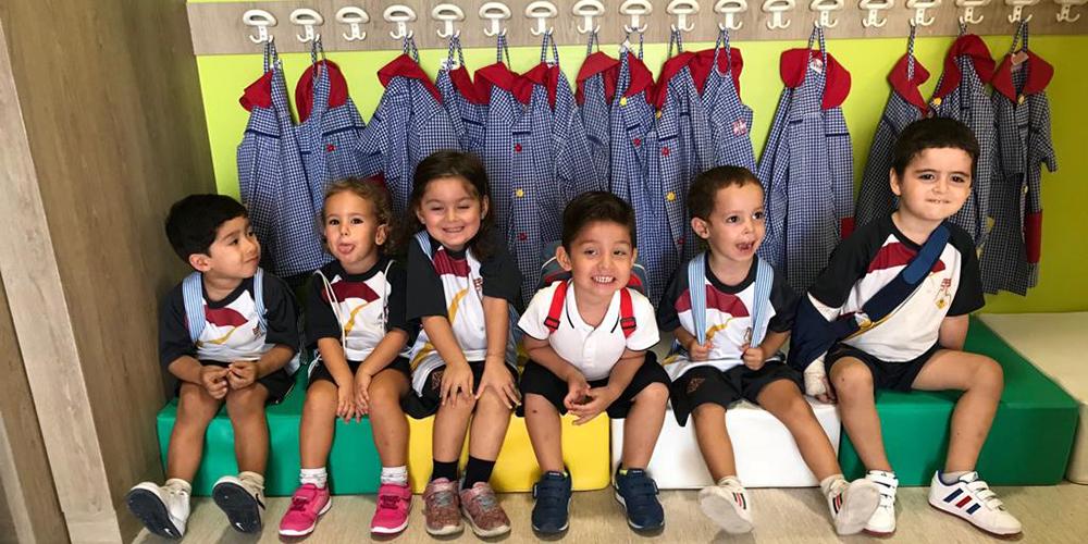 Educació Infantil Escola Montserrat