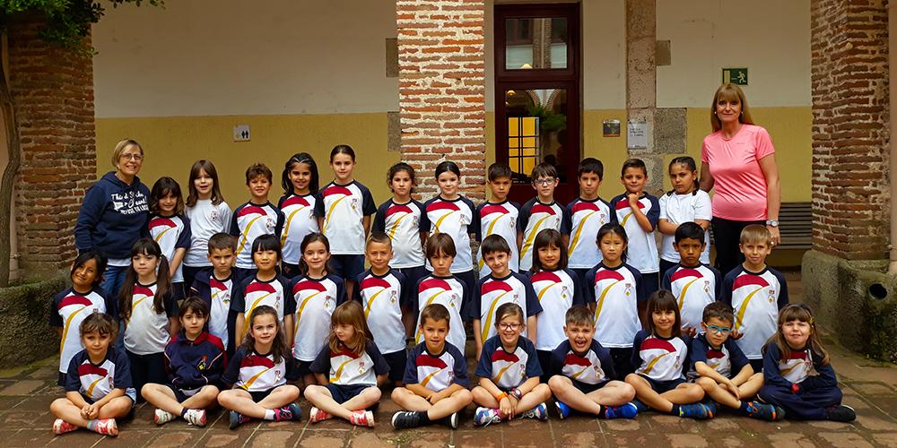 Educació Primària CI Escola Montserrat