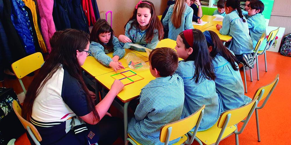 Educació Primària CM Escola Montserrat