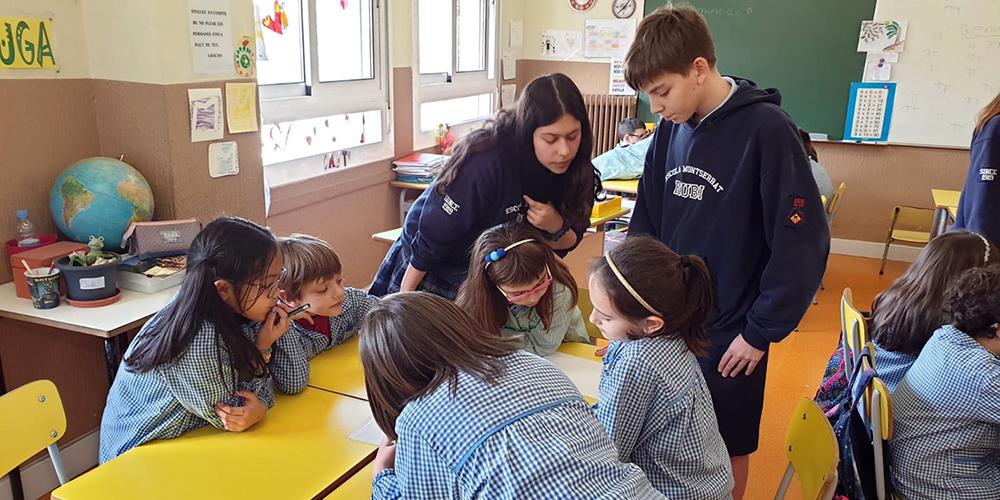 Educació Primària Escola Montserrat Rubí