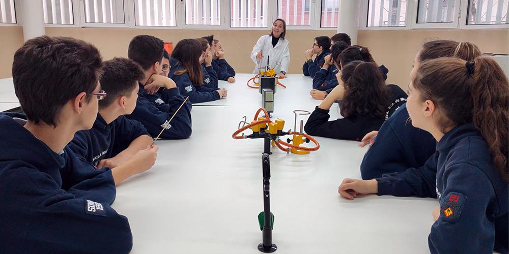 Educacio Secundaria Complementaries Escola Montserrat
