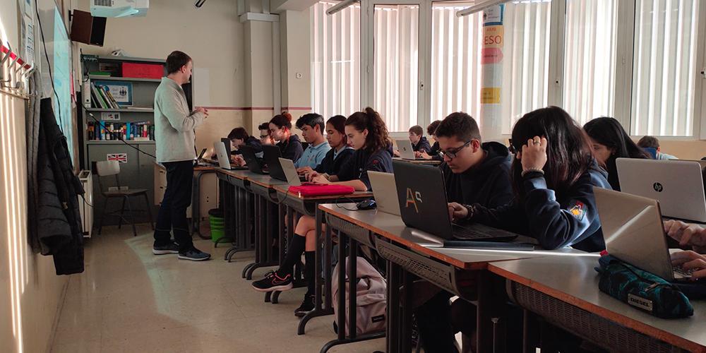 Educacio Secundaria Optatives Escola Montserrat