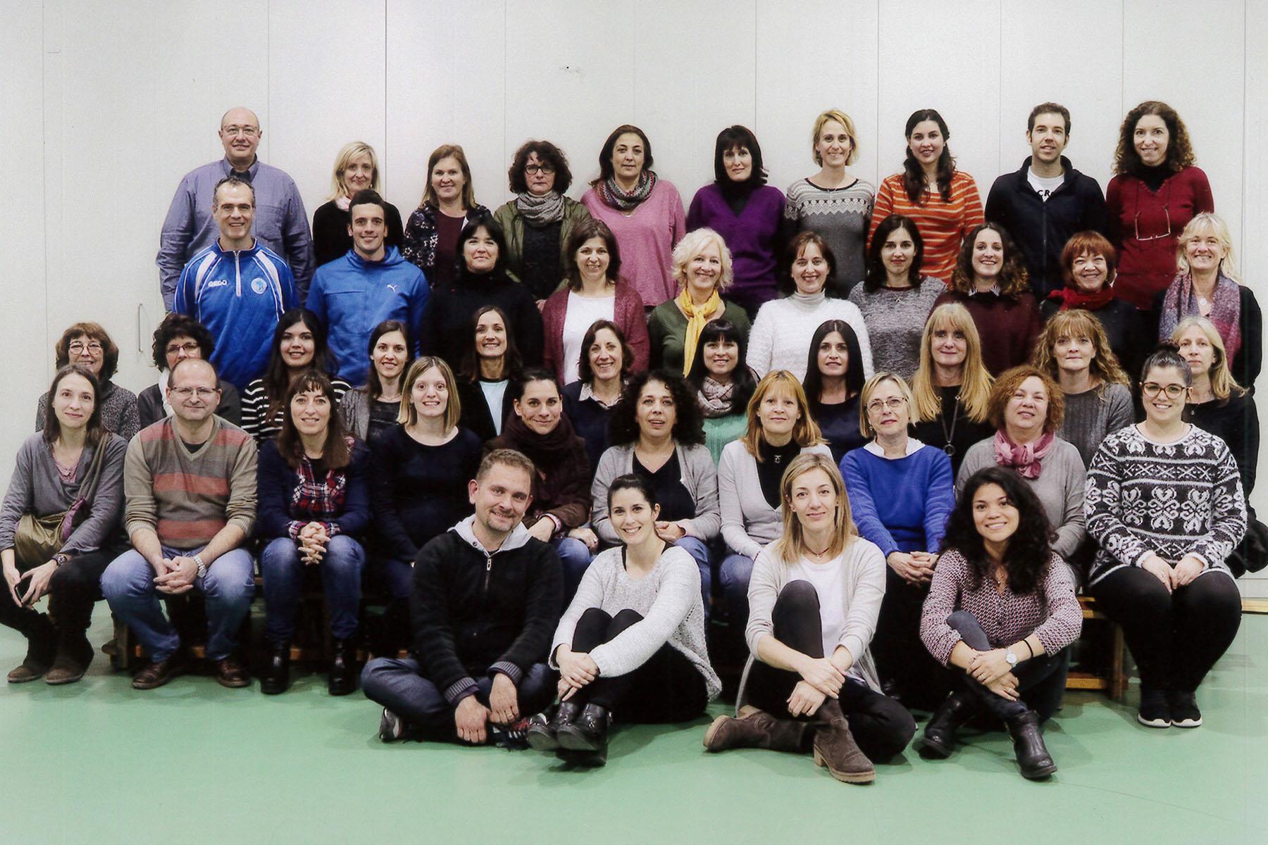 Professors Escola Montserrat