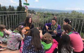 Convivències Setmana Santa Esplai Cremallera Escola Montserrat 03
