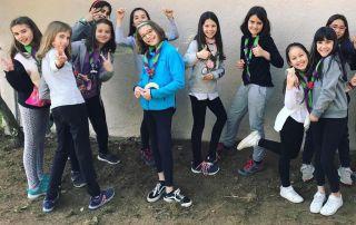 Convivències Setmana Santa Esplai Cremallera Escola Montserrat 05