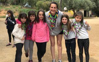 Convivències Setmana Santa Esplai Cremallera Escola Montserrat 08
