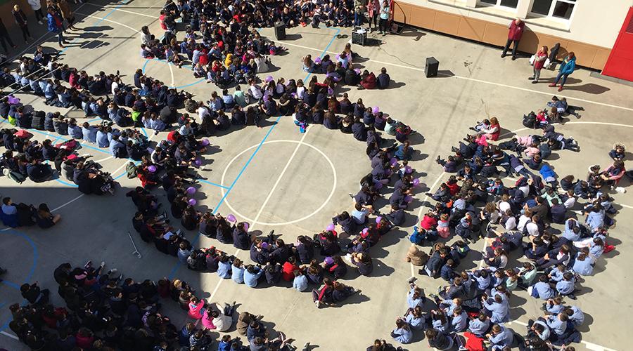 Dia Internacional de la Dona Escola Montserrat