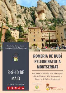 Pelegrinatge Montserrat
