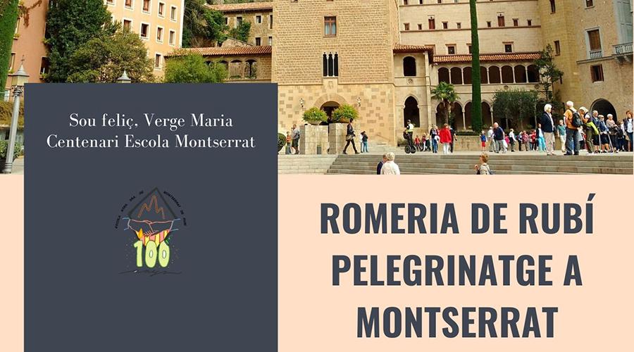 Pelegrinatge Montserrat Banner Web