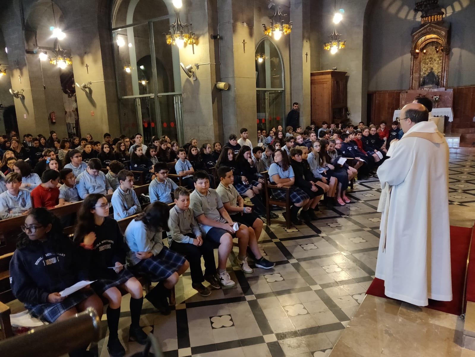 Pastoral 3er Trimestre Escola Montserrat