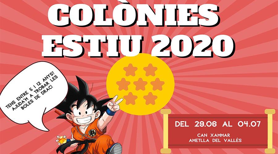 Colonies Estiu Esplai Cremallera Banner