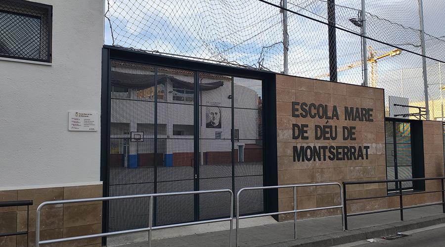 Escola Mare de Déu de Montserrat Rubí