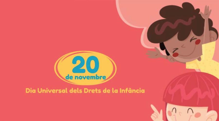 Dia Internacional dels Infants Escola Montserrat